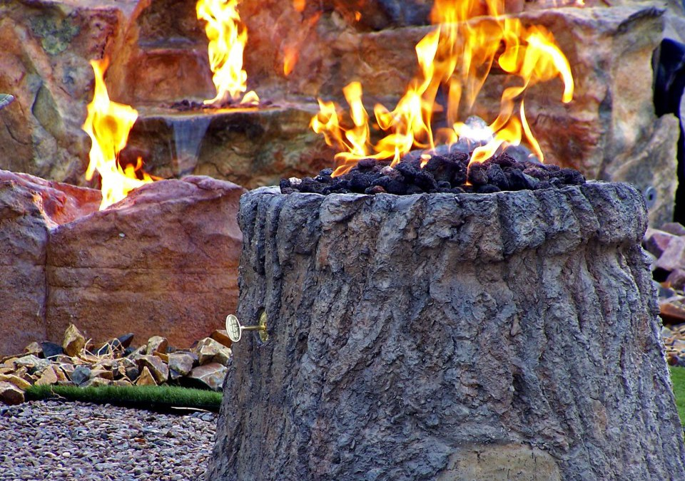 Thinking About Adding A Gas Fire Pit?