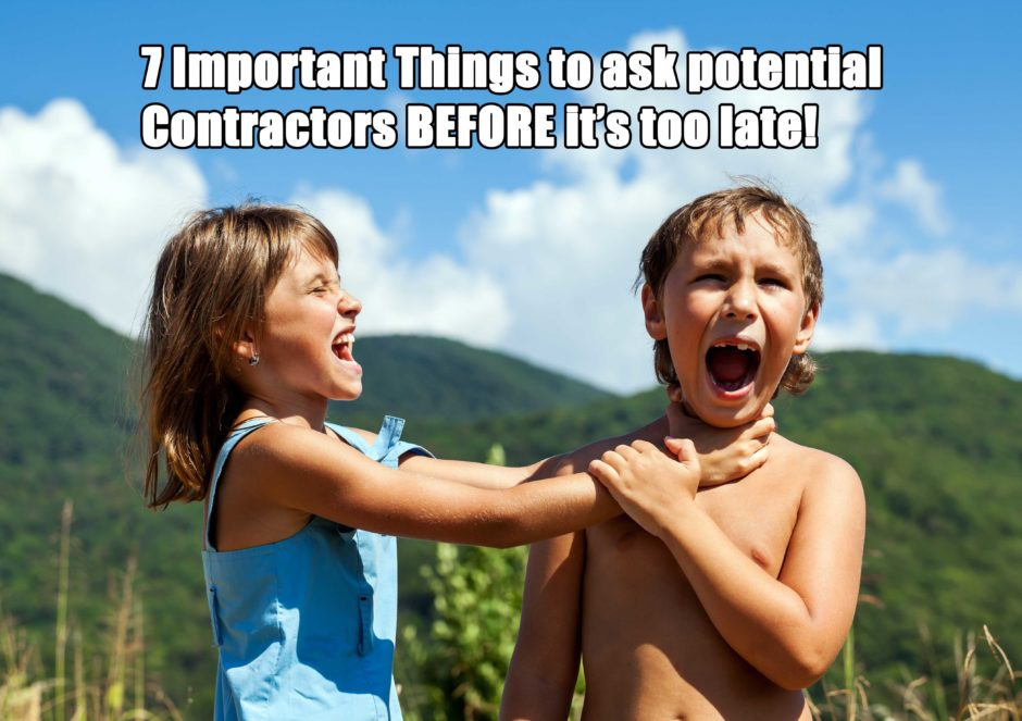 What You Should Ask A Gas Piping Contractor Before Hiring